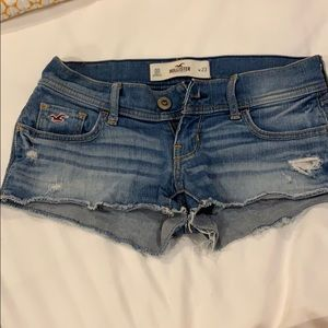 Hollister Cutoff Jean Shorts